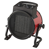 Electric 2500W Fan heater