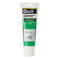Diall White Ready mixed Filler 330g