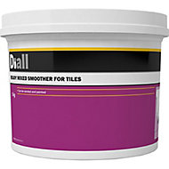 Diall Tiled Surface Ready mixed Finishing plaster, 5kg Tub