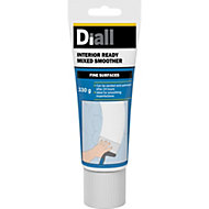Diall Fine finish Ready mixed Smoothover finishing plaster 0.33kg