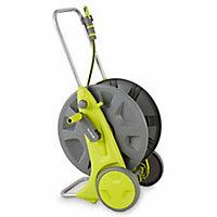 Verve Primoflex Hose pipe cart With wheels (L)40m