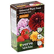 Verve Universal Plant feed Granules 1kg