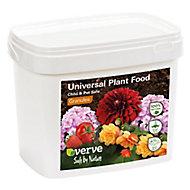 Verve Universal Plant feed Granules 5kg