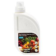Verve Salad & vegetable Liquid Plant feed 1L