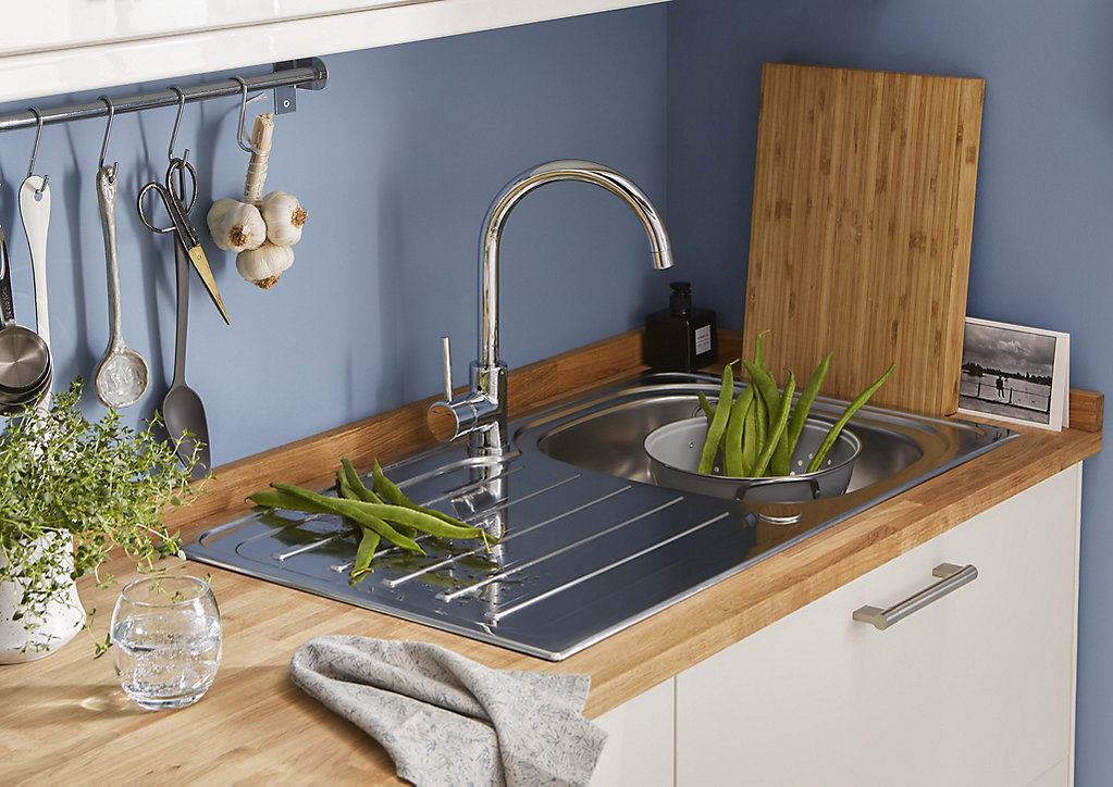 Kitchen Sink Buying Guide Ideas Amp Advice Diy At B Amp Q