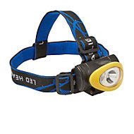 Diall 80lm LED Head light