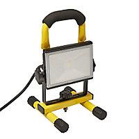 Diall Mains-powered LED Work light 11W 220 - 240V 800lm