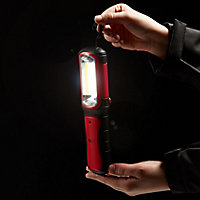 Diall Rechargeable inspection light 12V