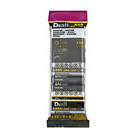 Diall AAA Battery, Pack of 12