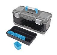 """Mac Allister 20"""" Plastic & steel Toolbox"""