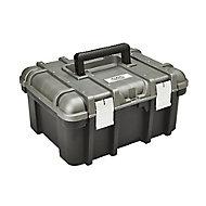 "Mac Allister 16"" Plastic Power tool case"