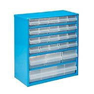 Mac Allister 24 Compartment Organiser cabinet
