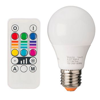 light bulb with remote control