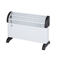Electric 1500W White Convector heater