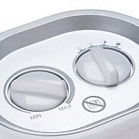 Blyss Electric 2000W Grey & white PTC Heater