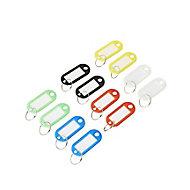 OPP Key tag holder (L)50mm, (W)22mm