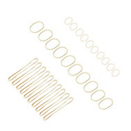 Diall Elastic, Pack of 30