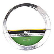 Diall Steel Piano wire 1.2mm x 8.5m