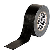 Diall Black Gaffer tape (L)50m (W)50mm
