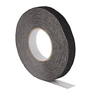 Diall Black Anti-slip tape (L)15m (W)25mm