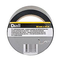 Diall Black Repair tape (L)25m (W)50mm