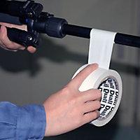 Diall White Repair tape (L)25m (W)50mm