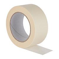 Diall Beige Masking tape (L)50m (W)48mm