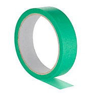Diall Green Masking tape (L)25m (W)25mm