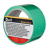 Diall Green Masking Tape