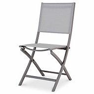 Batang Grey Metal Chair