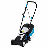 Mac Allister MLMP1200 Corded Rotary Lawnmower