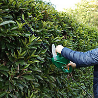 B&Q 500W 46cm Corded Hedge trimmer