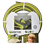 Verve Hose pipe starter set (L)15 m
