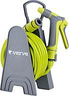 Verve Freestanding Hose pipe set (L)10 m