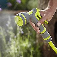 Verve Green & grey 8 Function Spray gun