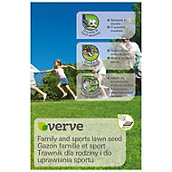 Verve Family & sports Lawn seed 1.5kg, Pack