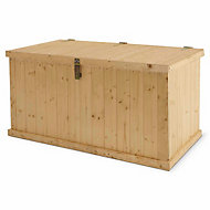 Bembo Tongue & groove Wooden Garden storage box