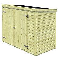 Blooma Sepik Wooden Garden storage box