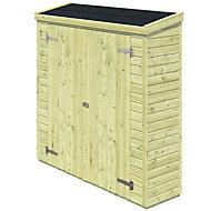 Ponoi Wooden Storage cabinet