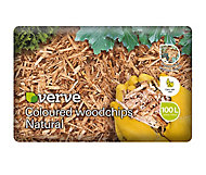 Verve Woodchip mulch Large 100L Bag
