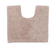 Cooke & Lewis Diani Pebble Cotton Tufty Slip resistant Bath mat (L)500mm (W)450mm