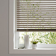 Studio Linen Aluminium Venetian Blind (W)75cm (L)180cm