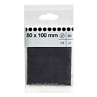 Brown Felt Protection pad (W)100mm