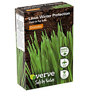 Verve Winter protection Organic fertiliser granules 100m² 20L