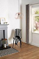 GoodHome Devonport Natural Oak effect Laminate flooring, 2m² Pack