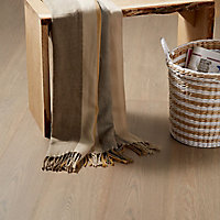 GoodHome Barfold Natural Oak effect Laminate flooring, 2m²