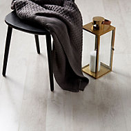Bannerton White Oak effect Laminate flooring, 2.06m²