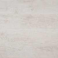 GoodHome Bannerton White Oak effect Laminate flooring, 2.06m²