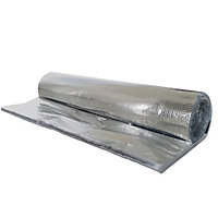 Reflective Insulation roll, (L)10m (W)1.5m (T)30mm