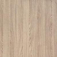 Exmoor Flush Oak veneer Internal Door, (H)1980mm (W)610mm